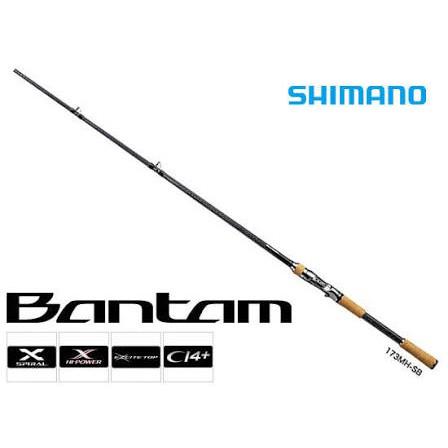 Rod Shimano Bantam 173MH-SB