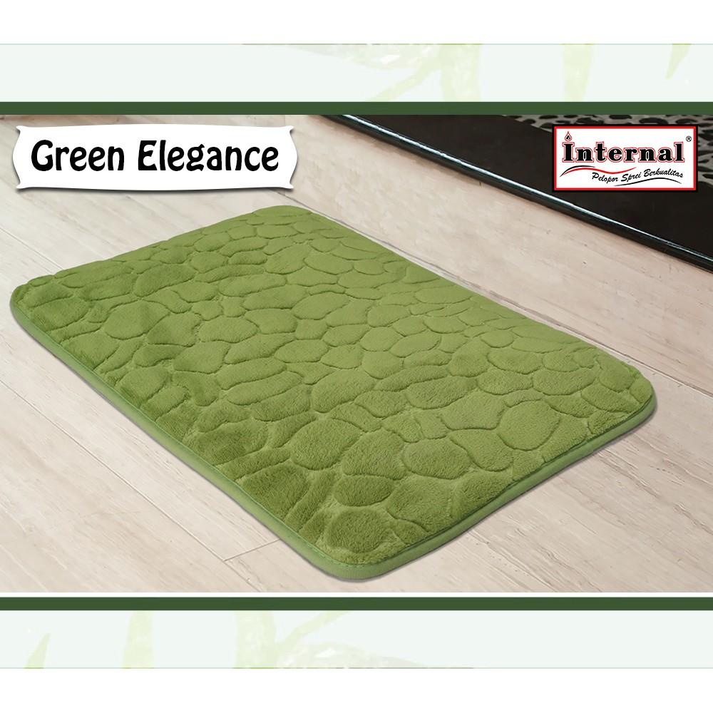 ... Keset Cendol Dof Mocca 40 x 60 cm karpet bulu doormat chenille Cream Source Promo Belanja
