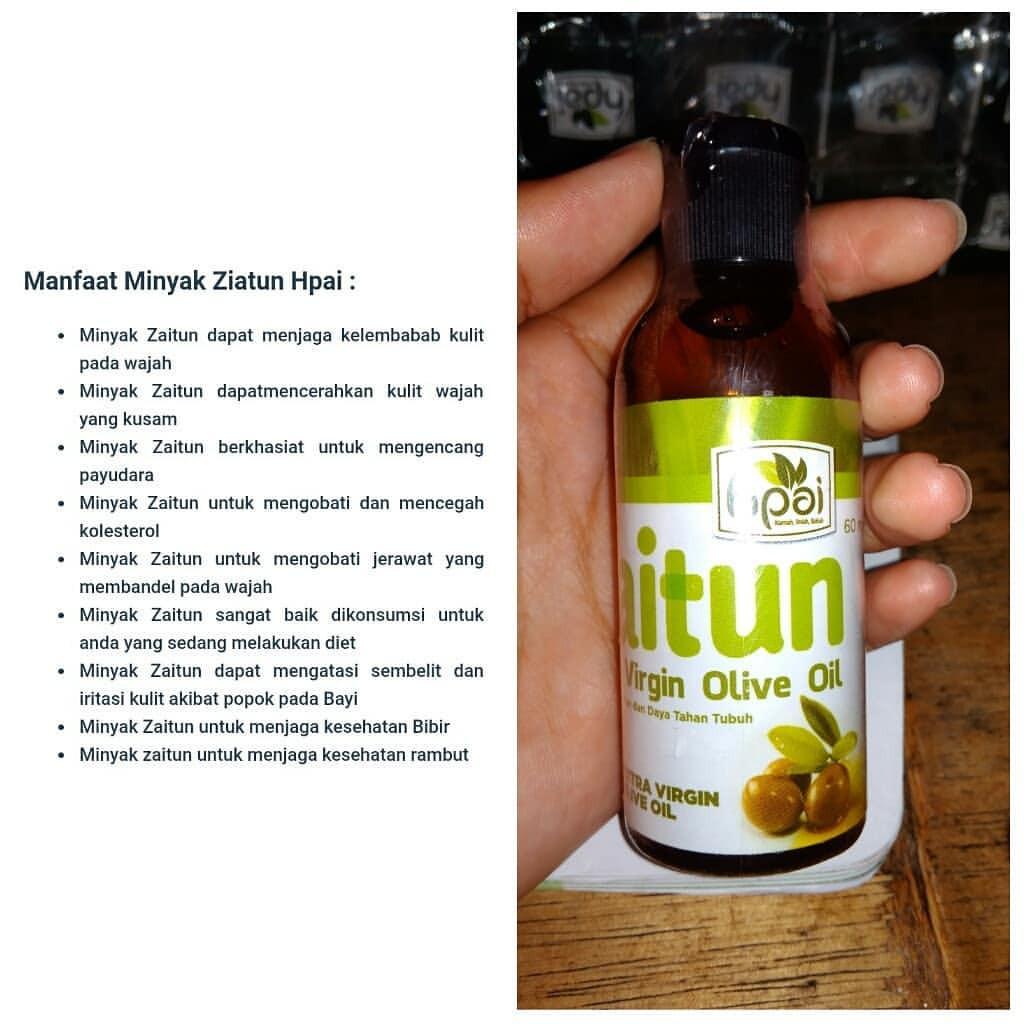 Cara Penggunaan Minyak Zaitun Untuk Wajah Berjerawat