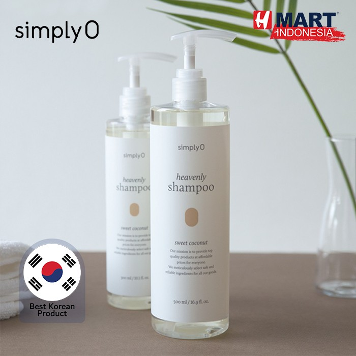 [HMART] SimplyO Heavenly Shampoo-2