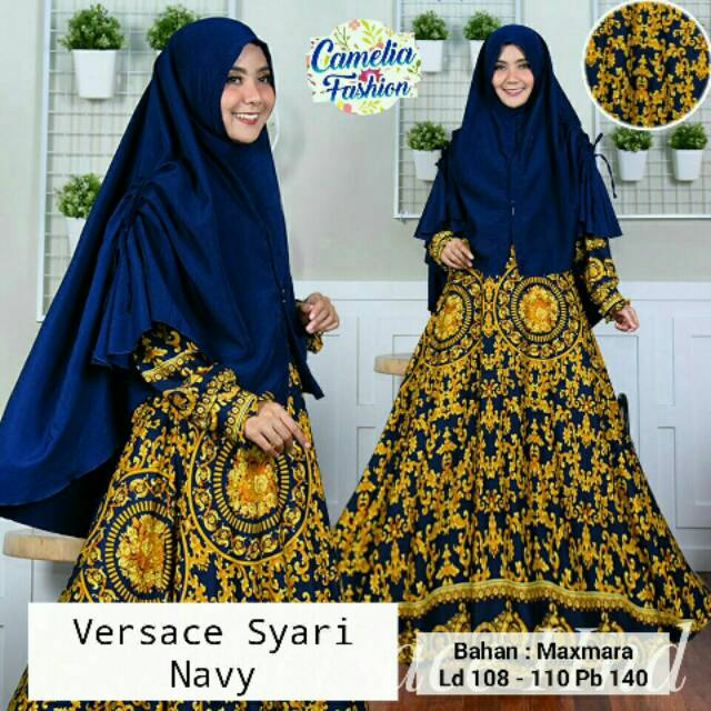Versace Maxi Shopee Indonesia