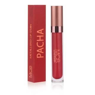 M.O.B Cosmetic - Metallized Lip Stain - Pacha thumbnail