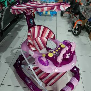 BABY WALKER SPACE BABY 612-3 by PACIFIC | Shopee Indonesia