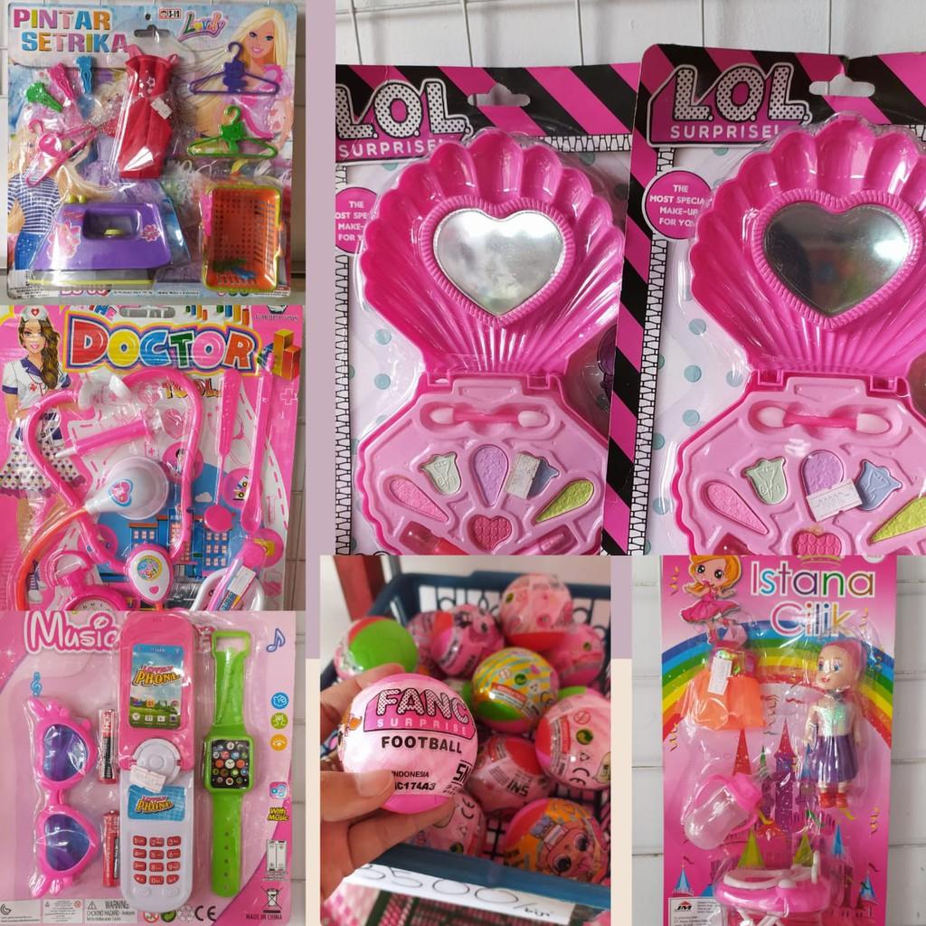 Mainan Anak Perempuan Masak Masakan Makeup Barbie Part 1 Shopee Indonesia
