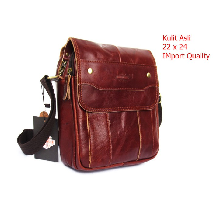 tas kulit kantor - Temukan Harga dan Penawaran Tas Selempang Online Terbaik  - Tas Pria November 2018  9c59475709