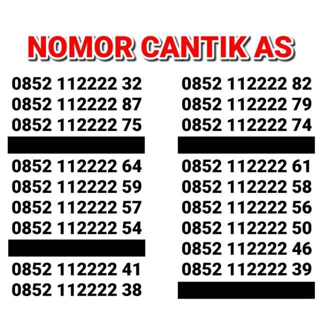 NOMOR CANTIK TELKOMSEL SIMPATI SUPER UNIK 08 1314 2121 78 BONUS KUOTA 30GB SILAHKAN DI ORDER   Shopee Indonesia