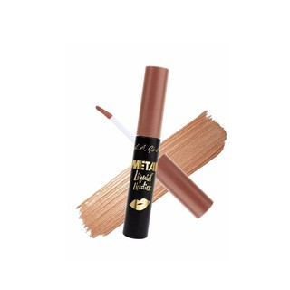 LA Girl Metal Liquid Lipstick Champagne thumbnail