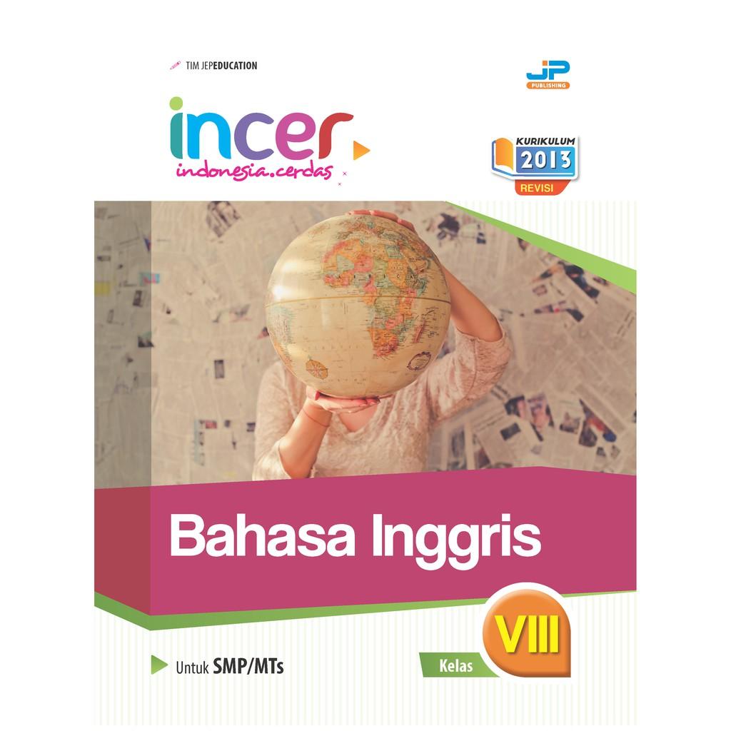 Buku Pendamping Bahasa Inggris Smp Mts Kelas 8 Kunci Jawaban Incer Shopee Indonesia