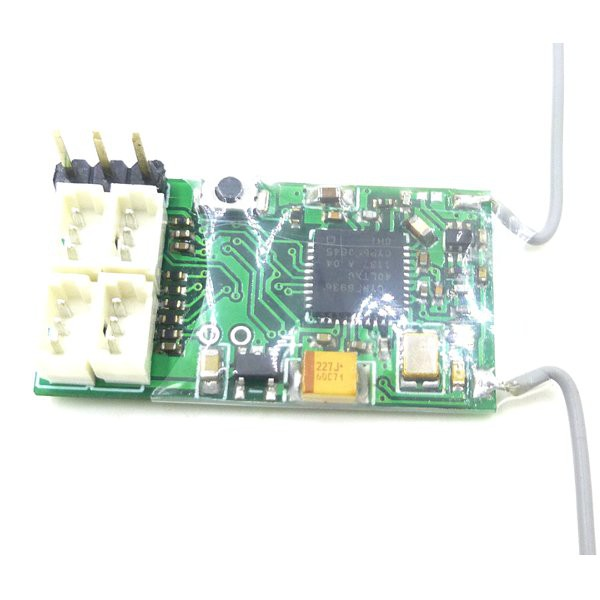 REDCON CM410X 2 4G 4CH DSM2 DSMX Compatible Receiver With PPM Output