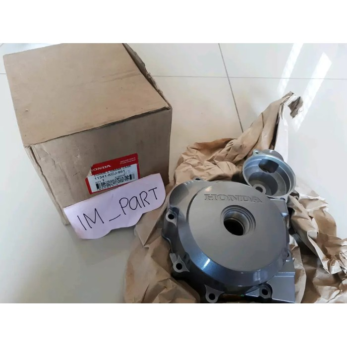 Ori Honda Cover R Crank Case Kanan Bak Tutup Mesin Kopling Supra X 125 Batman | Shopee Indonesia