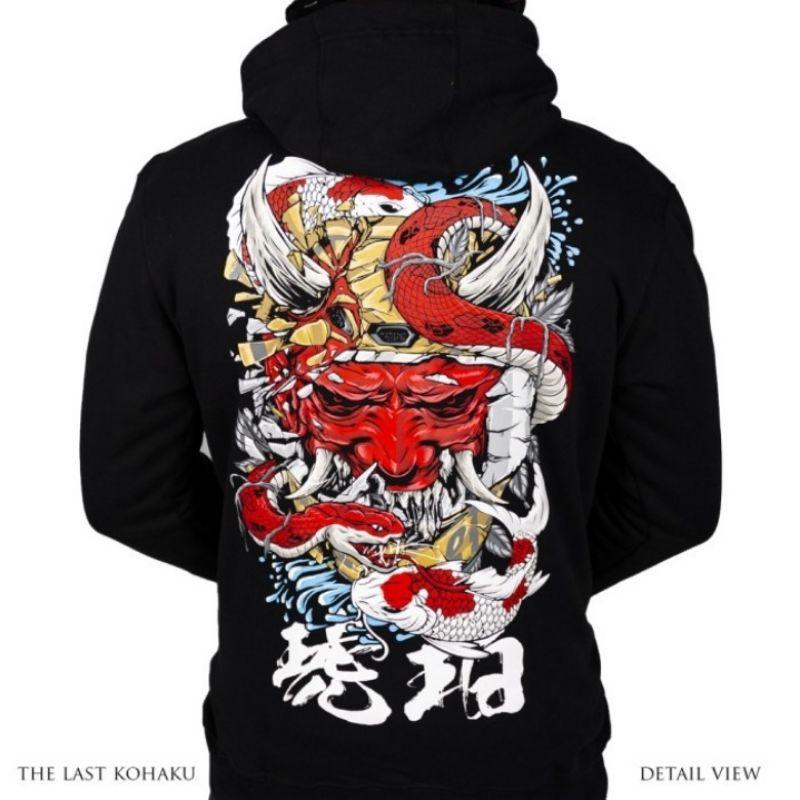 Hoodie Prostreet Kohaku v3 / hoodie the last kohaku / hoodie prostreet