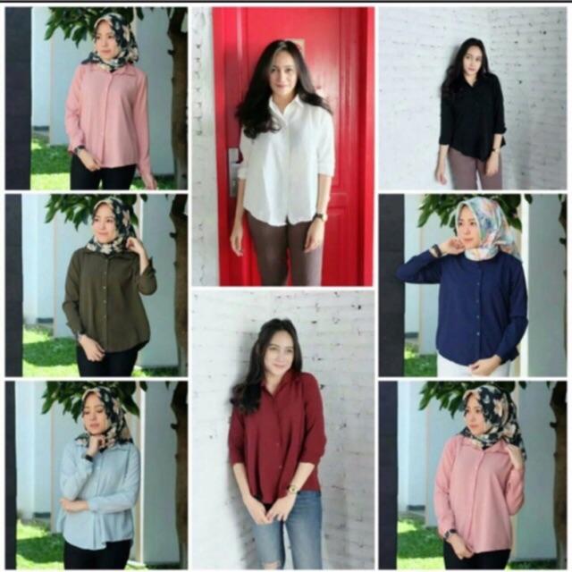 Belanja Online Atasan - Pakaian Wanita  fb6ad2387d