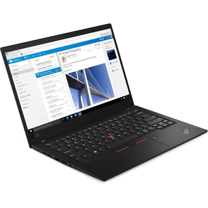 Lenovo Thinkpad X1 Carbon Gen 7 I7 8565u 16gb 512ssd W10 14fhd Shopee Indonesia