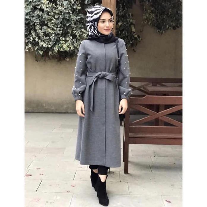 baju hangat - Temukan Harga dan Penawaran Outerwear Online Terbaik -  Fashion Muslim September 2018  6bbe3d2d7d