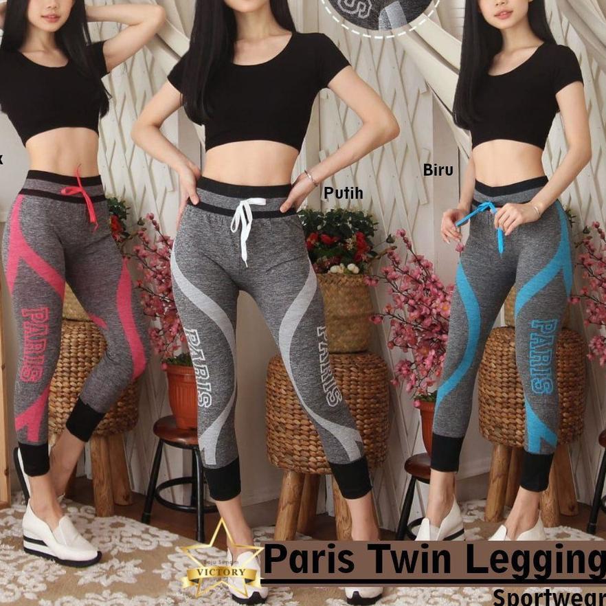 Import Terbaik Legging Go Fitness Legging Olahraga Celana Senam Yoga Zumba Aerobic Shopee Indonesia