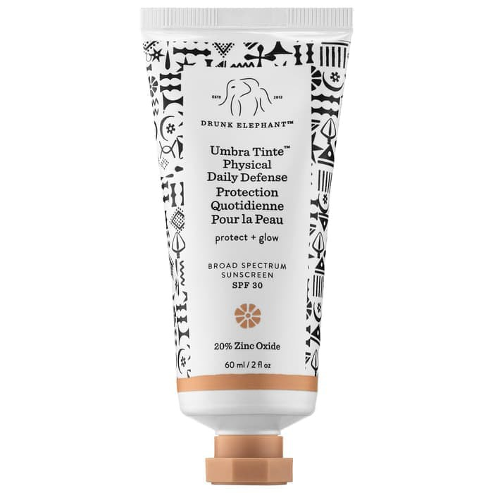 Drunk Elephant Umbra Tinte Physical Daily Defense Protection