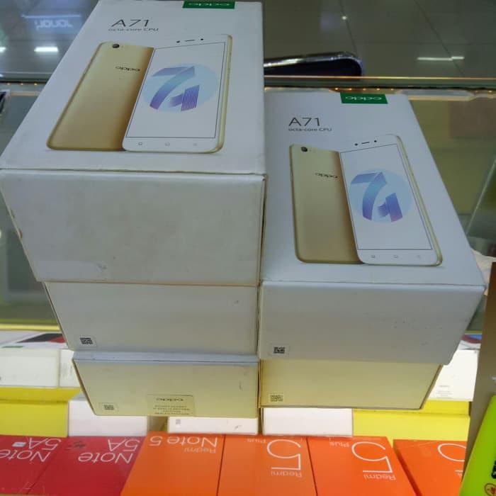 [Handphone Second] oppo A71 reselk HP Bekas