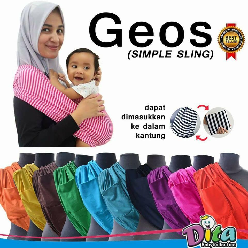 Promo Belanja Babywrapmurah Online Agustus 2018 Shopee Indonesia Geos Bayikuid 2in1 Instan Baby Wrap
