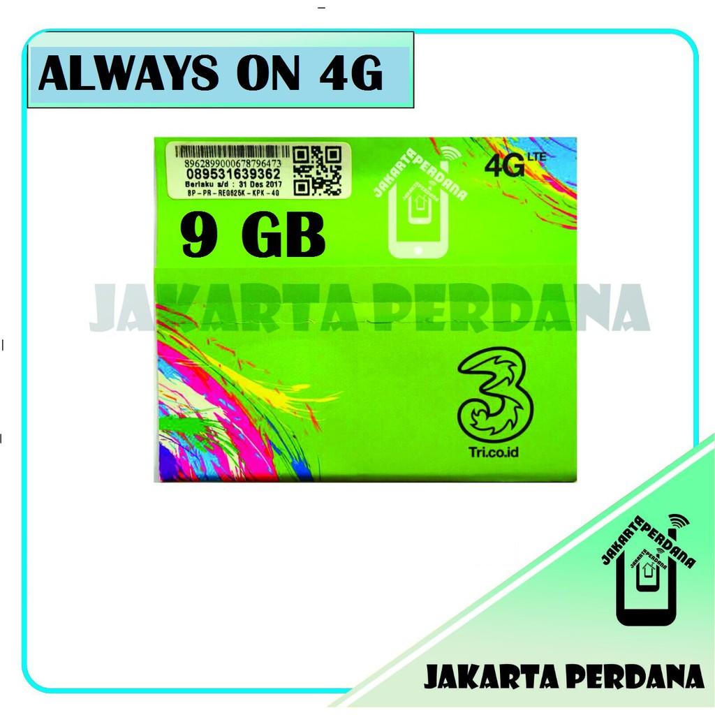 Perdana Telkomsel 14 Gb Kartu Kuota Internet Shopee Indonesia Tsel 9gb