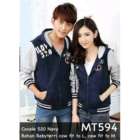 jaket couple / jacket couple / jaket pasangan murah 520   Shopee Indonesia