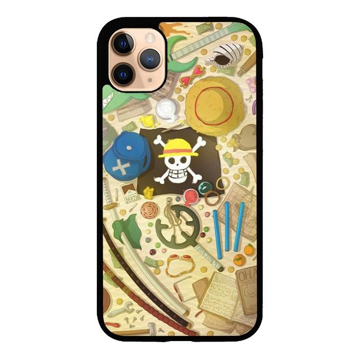 Casing Custom Hardcase Iphone 11 Pro Max Wallpaper One Piece Fj0587 Shopee Indonesia