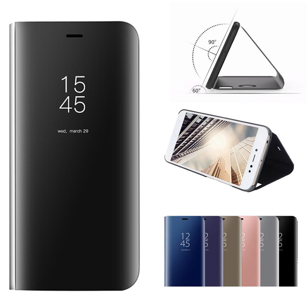 Flip Cover S-View Samsung Galaxy J2 Prime Case Auto Lock Flipcover Smart Luxury Hard Case Mirror | Shopee Indonesia