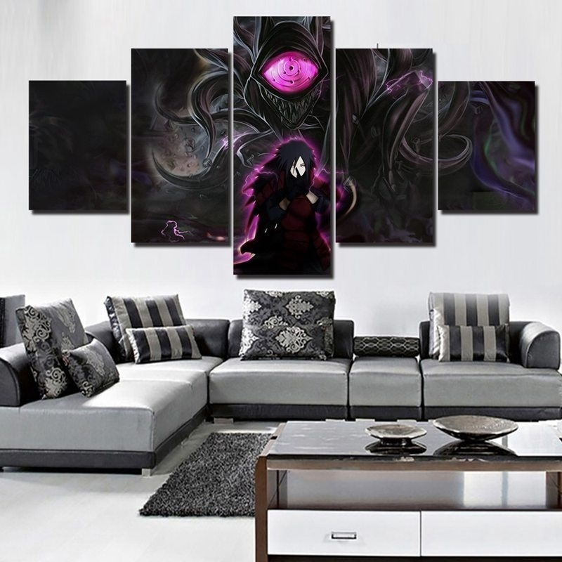 "Naruto Shippuden Madara Uchiha poster wall art home decor photo print 24/"" x 24/"""
