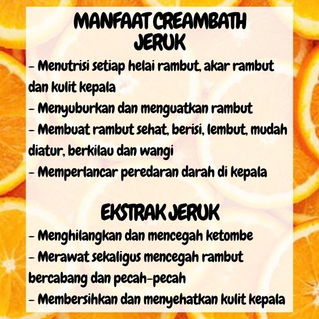 Inaura Creambath 500ml Shopee Indonesia