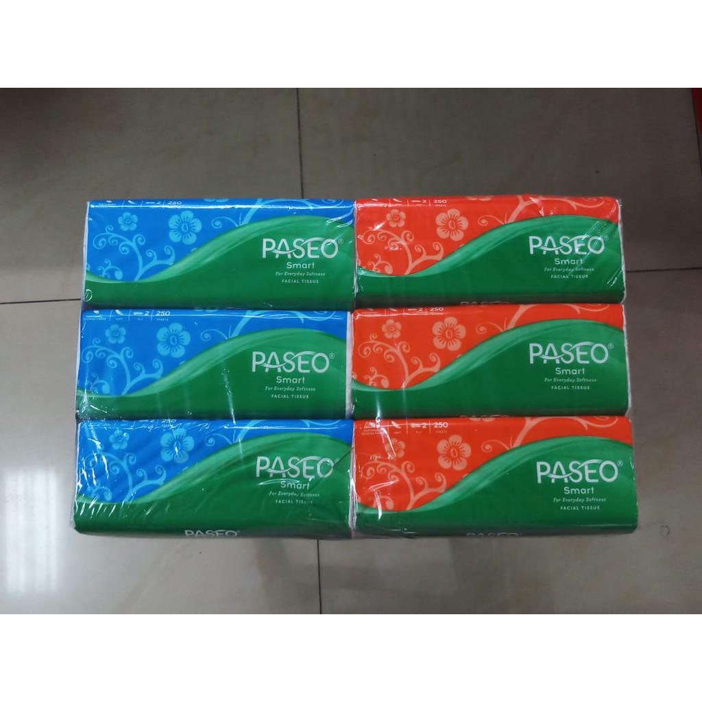 Original Tissue Tisu Tessa Facial Wajah 250 Sheets 2 Ply Shopee Multi Tissu Mp 02 Interfol 900gr Indonesia