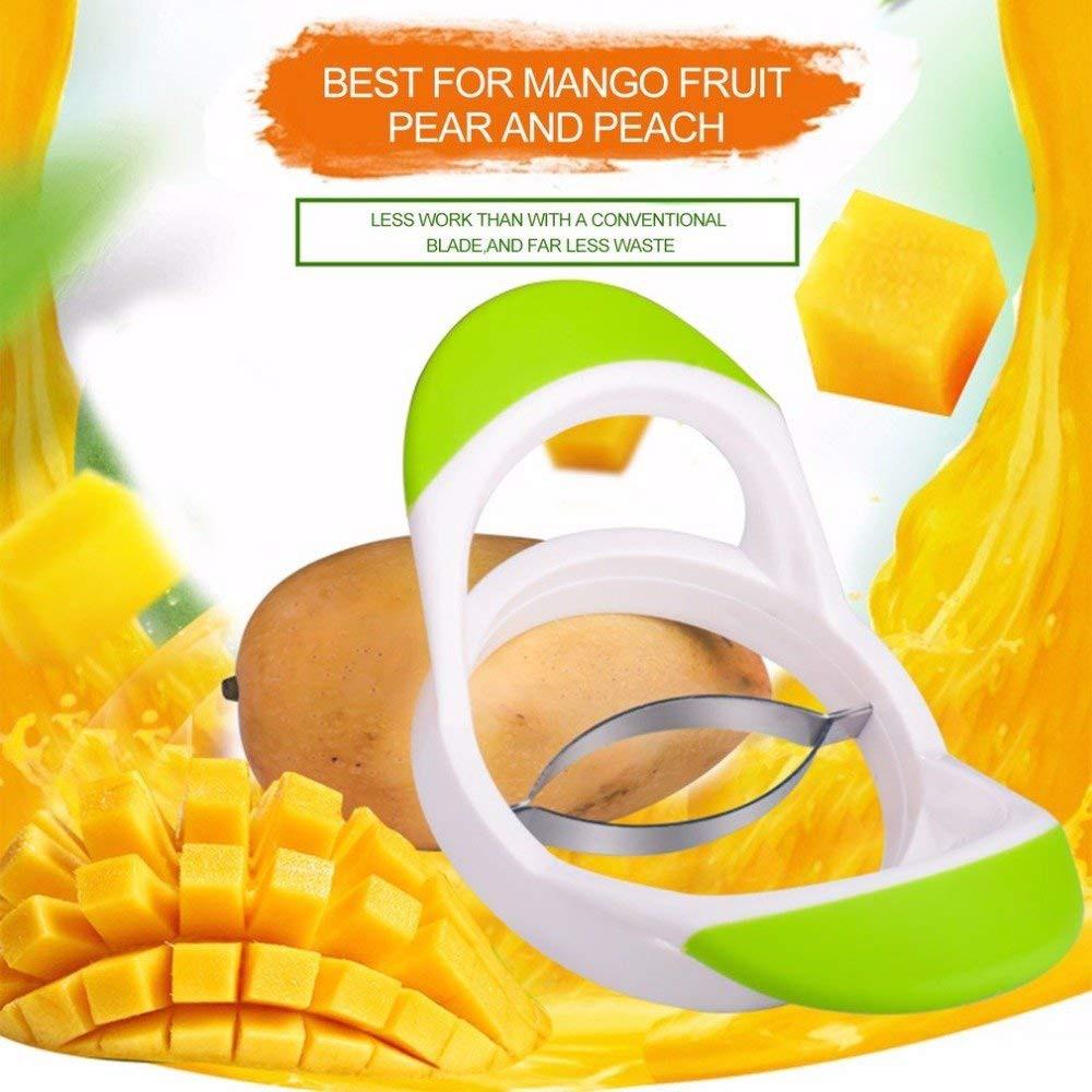 Mango Slicer Fruit Slicer Splitter Cutter Pitter Corer Tools Craft Kitchen Tool