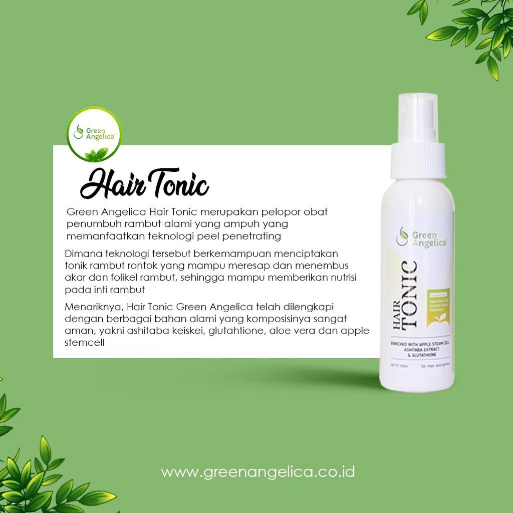 Hair Tonic Tonik Penumbuh Rambut Rontok Melebatkan Rambut Menghilangkan Ketombe Shopee Indonesia