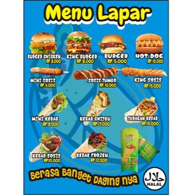 spanduk kebab ukuran 1 x 0 8 meter bisa custom desain shopee indonesia spanduk kebab ukuran 1 x 0 8 meter bisa custom desain