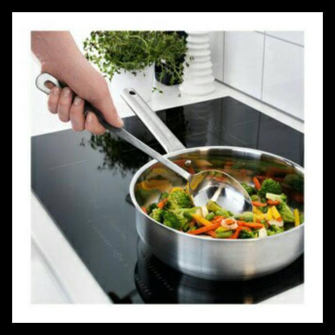 Promo Ikea Grunka Peralatan Masak Stainless Steel Isi 4pcs Best