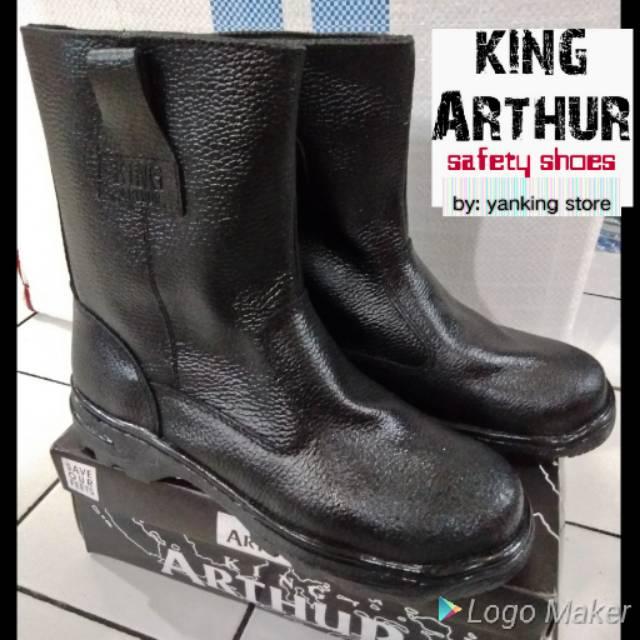 Harga preferensial Sepatu safety King Arthur kode KA95 buy now ... 0f5081c367