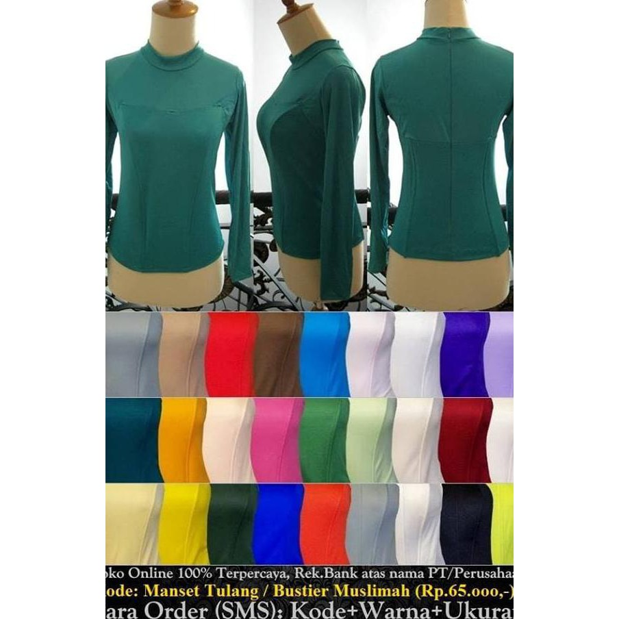 kamisol tulang 4 cup polyester  f4b740a562