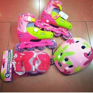 Sepatu Roda Anak Fullset Bisa Pakai GOJEK  0e85552856