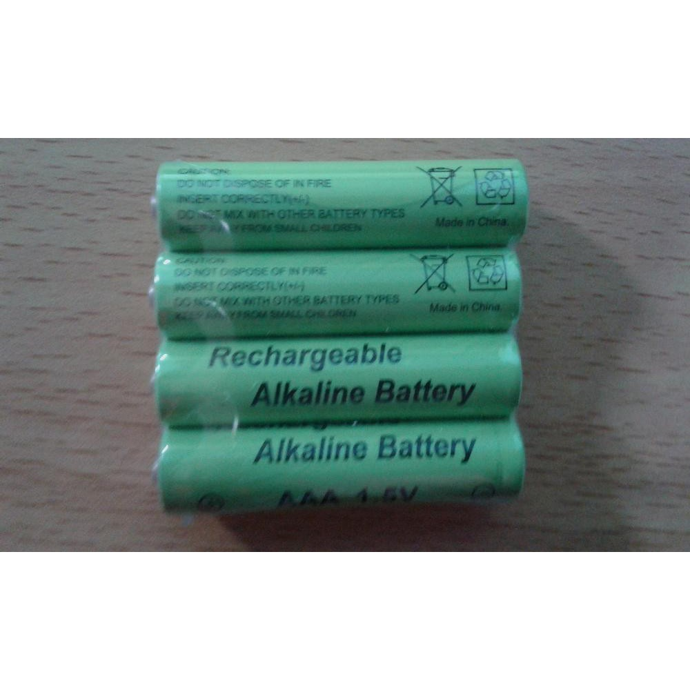 Rechargeable Alkaline Batteries >> Rechargeable Alkaline Battery Aaa 1 5v 1 5 V 1 5 Volt