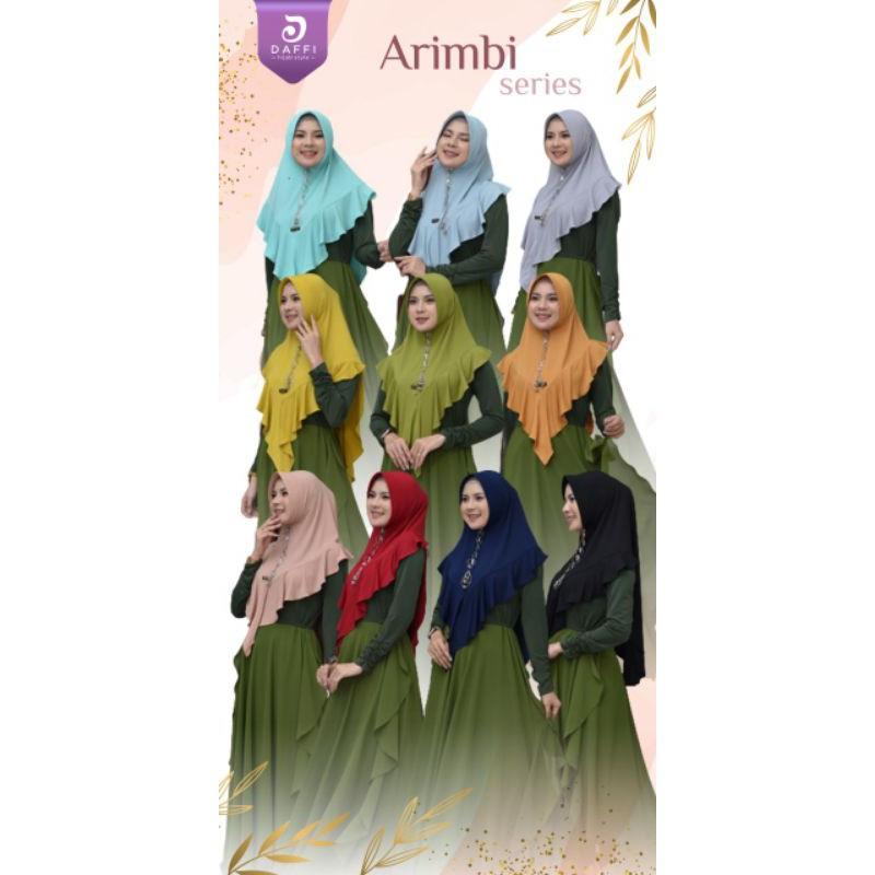 ARIMBI DAFFI
