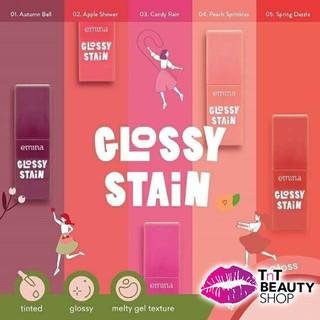 Emina Glossy Stain 3gr Lip Tint Gloss thumbnail