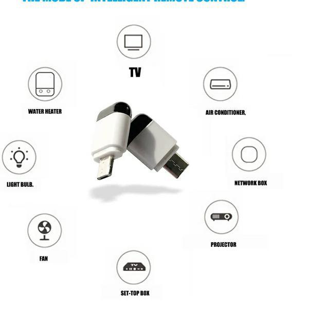 Penjualan PREMIUM!! zaza remote universal IR remote for smartphone
