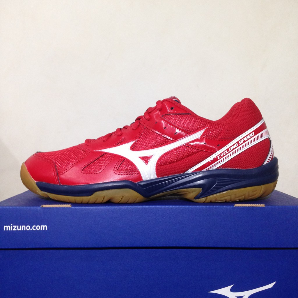 Sepatu Volley MIZUNO CYCLONE SPEED Original  cd5d360a10