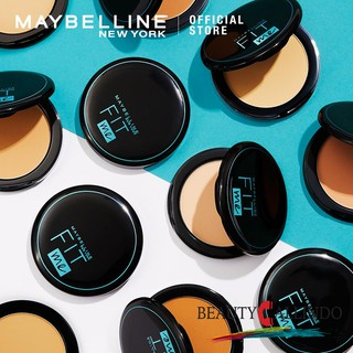 Maybelline Fit Me Matte + Poreless Compact Powder SPF 28PA+++