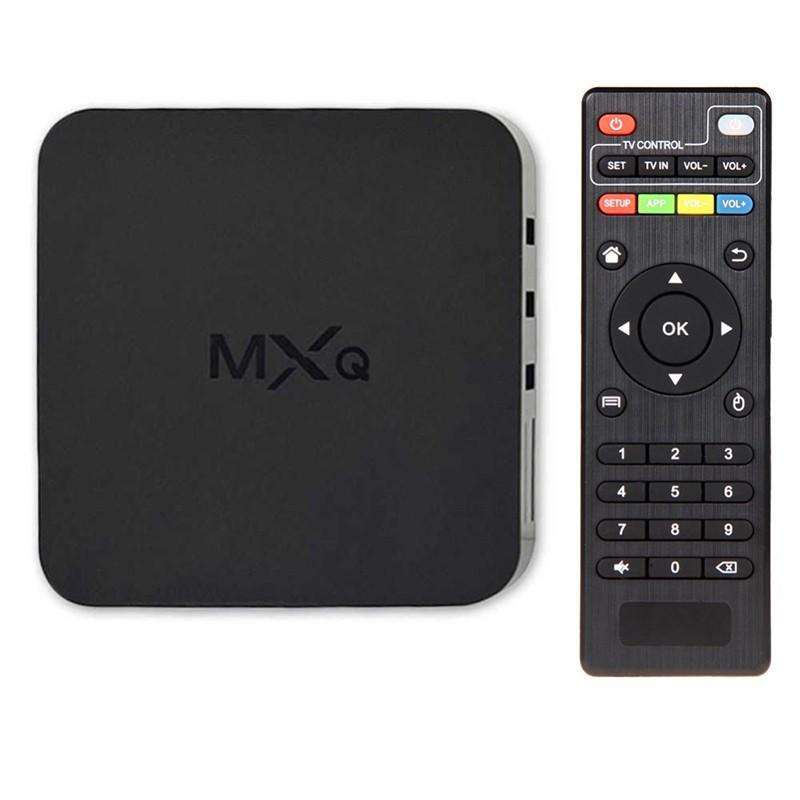 Android Media TV Box Internet Streaming Player 4Kx2K H.265 Quad Core 1G 8G