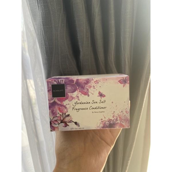 Scarlett Shampoo & Conditioner Yordanian Sea Salt-1