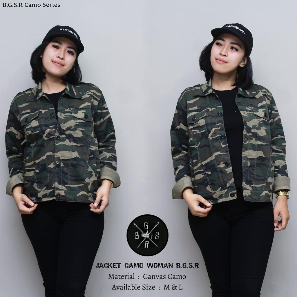 Parka Jaket Wanita Keren Army Green Daftar Harga Terbaru Cerruty Temukan Dan Penawaran Outerwear Online Terbaik Pakaian November 2018