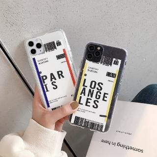 Xiaomi Poco X3 NFC Redmi Note 8 Pro Phone Case Soft Clear