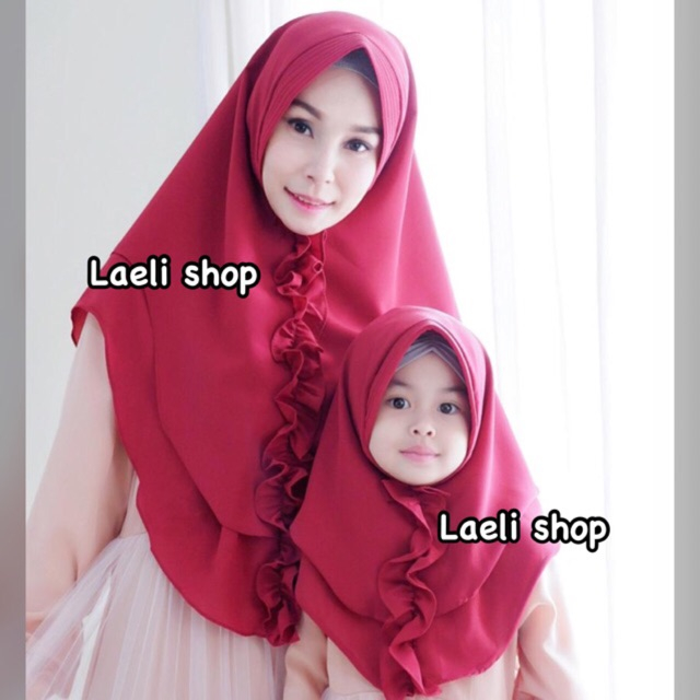 Jilbab Instan Untuk Ibu Ibu Hijabfest