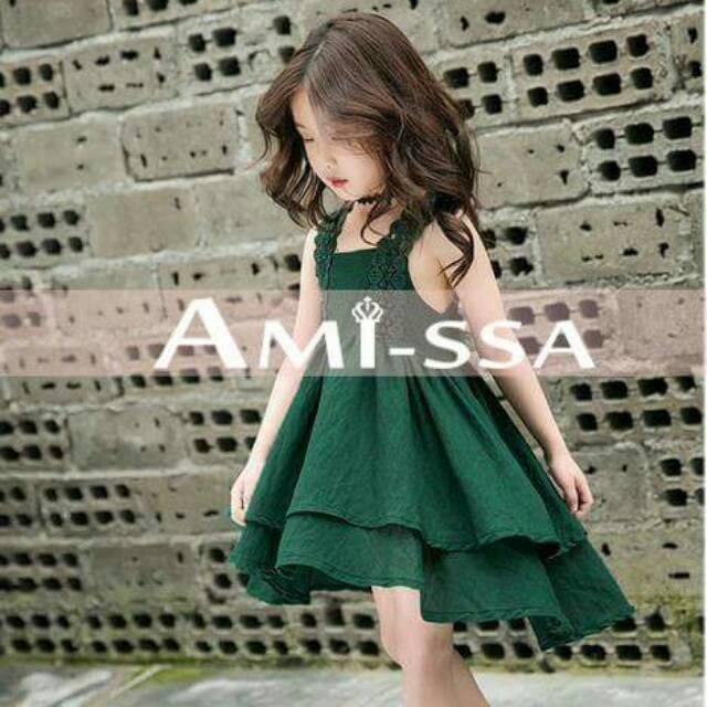 Flower Shopee Amissa Black Indonesia Dress w1XqXA8z
