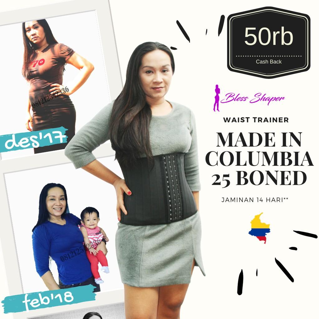 Promo Belanja Waisttrainer Online September 2018 Shopee Indonesia Korset Kim Waist Trainer S 5xl Size Lengkap