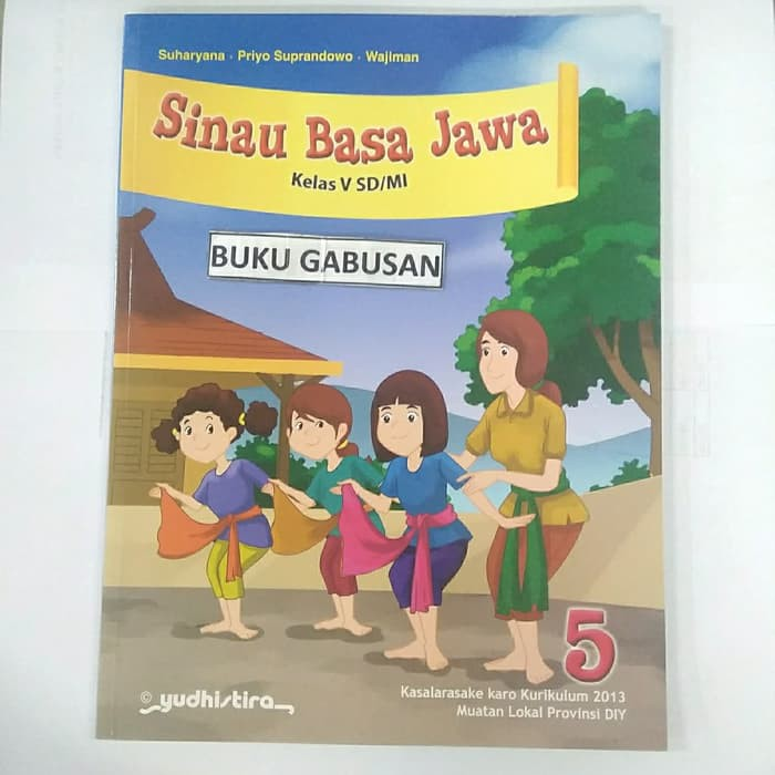 Buku Bahasa Jawa Kelas 1 Sd Kurikulum 2013 Ilmusosial Id